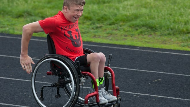 Muncie Central along with five other schools held the first ever Unified Track Meet on May 17, 2015. The sport, developed by the Special Olympics, allows for high school students with and without intellectual disabilities to represent their schools in an IHSAA meet.