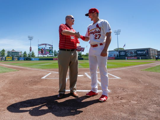 New Springfield Cardinals General Manager Dan Reiter