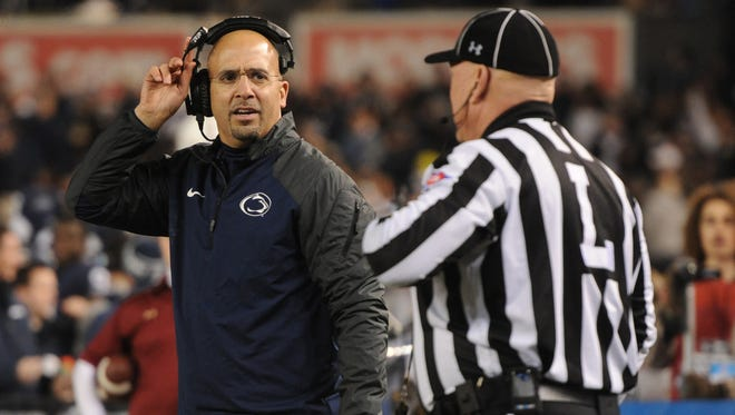 Penn State coach James Franklin expects unintended fallout on the recruiting trail from the NCAA's full cost of attendance adoption.