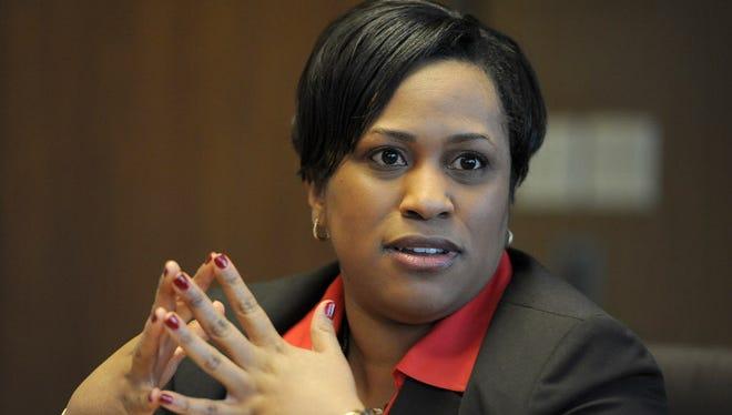 Darienne Driver, MPS superintendent.