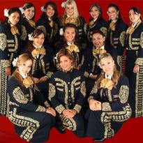 Grammy-winning ensemble Mariachi Divas to perform
