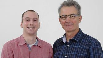 Michael Cohen and Bob McGinn