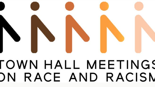 The Anti Racism Task Force at the Momentum Center is hosting a year-long series of town halls on race and racism.