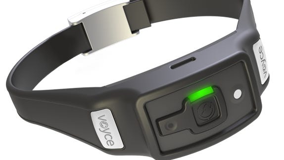 The wearable band that helps you keep track of your dog's health and wellness.