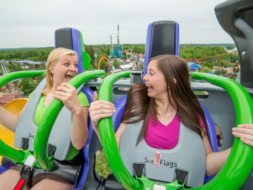 Six Flags: New roller coasters, thrill rides announced for 2019