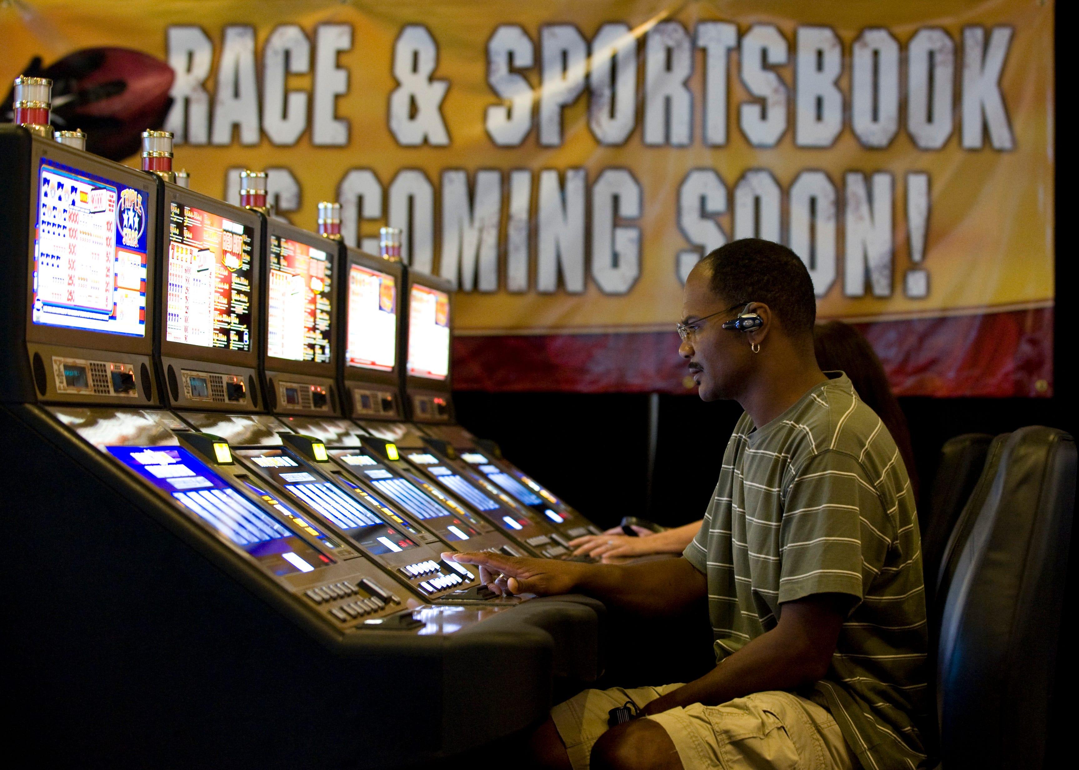 Garnet gambling demand based gambling revenue
