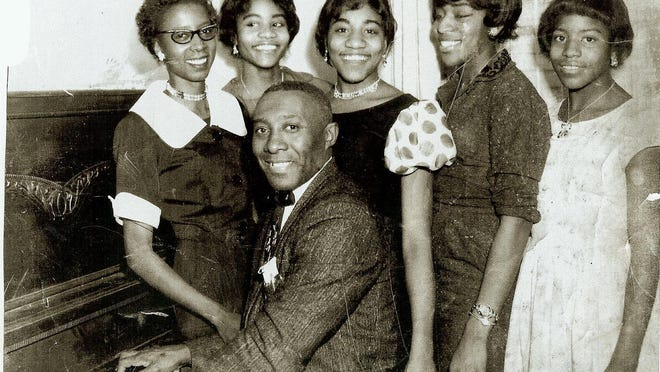 The Golden Harmonettes, among other 1950s Asbury Park artists, are featured in a new exhibit at the Monmouth County Historical Association looking at African American music history in Monmouth County.