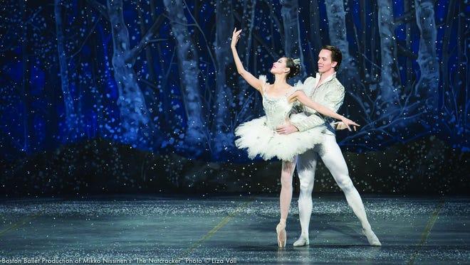 "Tallahassee Ballet presents ""The Nutcracker."""