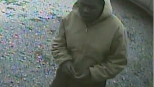 Suspected firearm thief in Rayne