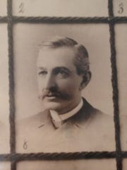 Samuel B. Stanchfield (pictured) purchased the property in 1863 from his father George K. Stanchfield, who purchased the land in 1857. George was the first city engineer in Fond du Lac and Samuel served as a state senator from 1879-1880.