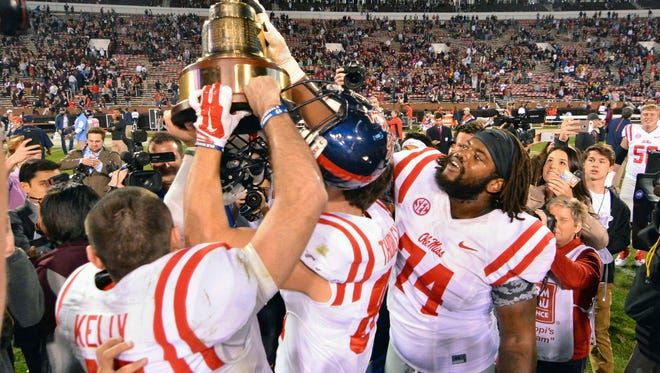 Ole Miss has gone from two wins to the Sugar Bowl in five seasons. Only six members of the 2011 team remains.