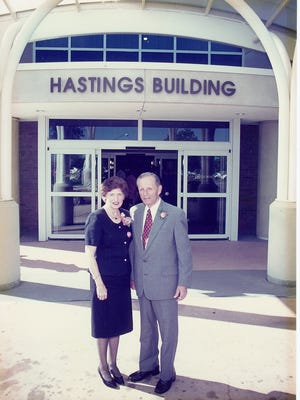 Mary and Bob Hastings