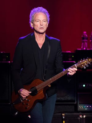 Fleetwood Mac has said in a statement Monday that Lindsey Buckingham is out of the band for its upcoming tour.