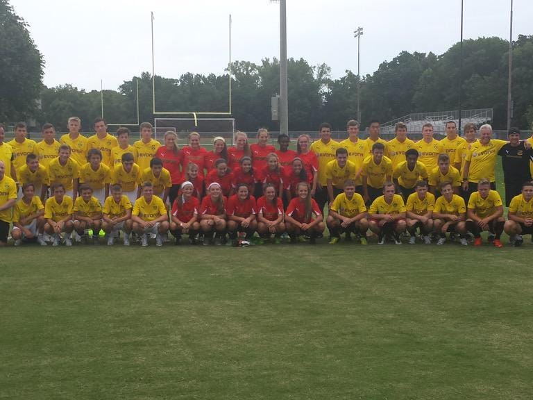 Cincinnati United Premier had three teams advance to the U.S. Youth Soccer National Championship Series.