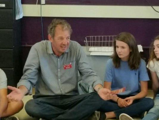 phil teaching at cobb