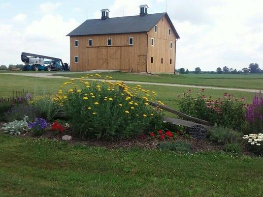 Harvey Homestead Barn