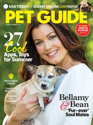 USA TODAY 2017 Pet Guide magazine