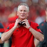 """University of Cincinnati's Tommy Tuberville will be the keynote speaker for the National Football Foundation's """"That's My Boy"""" Award banquet."""