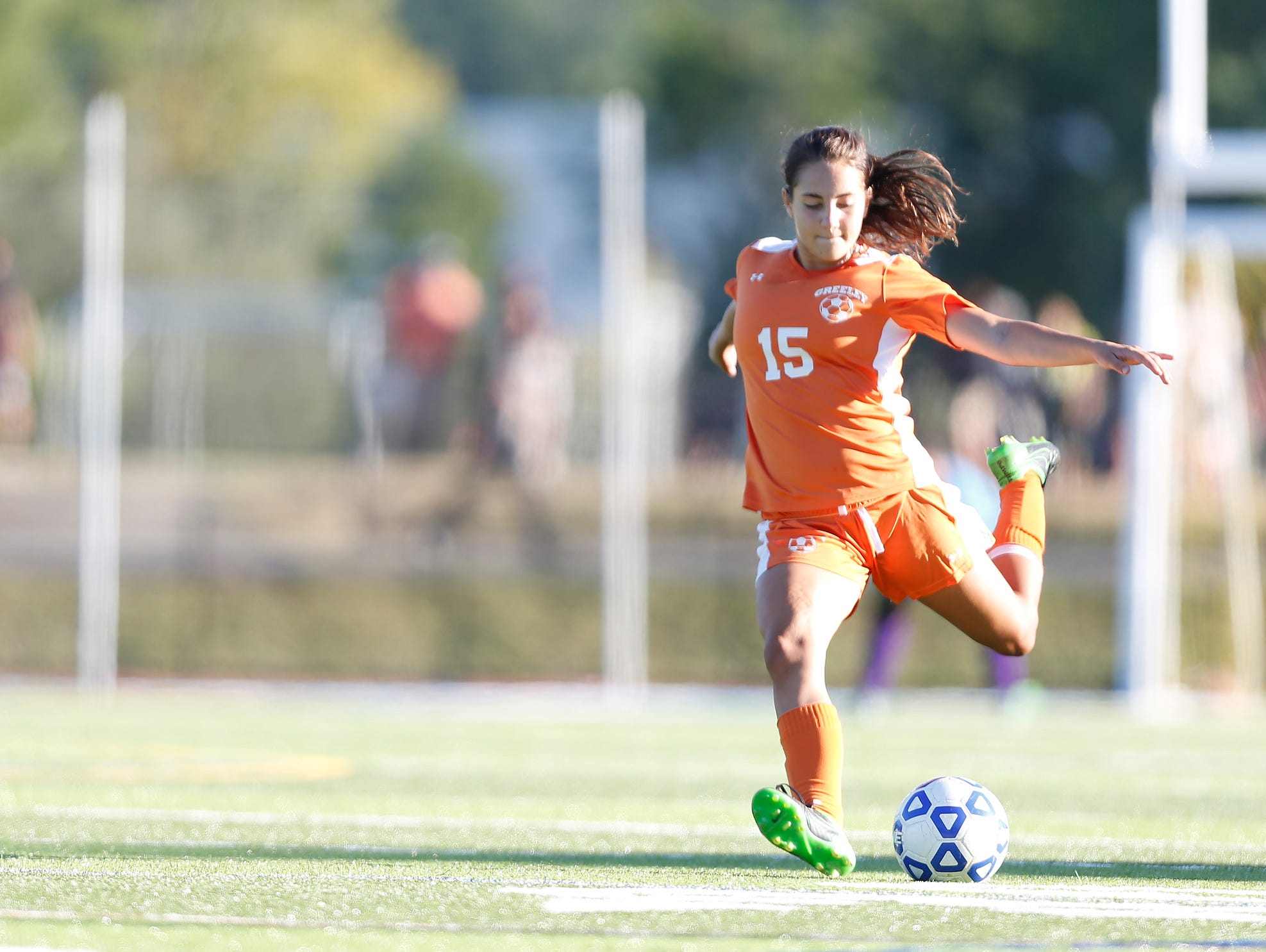Greeley moved up to No. 3 in the lohud girls soccer power rankings.