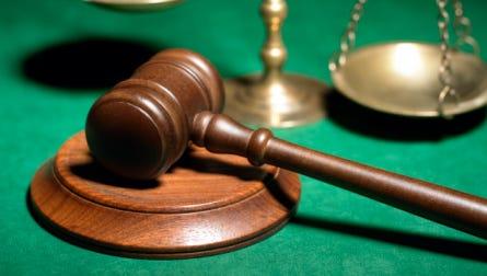 Court proceedings.