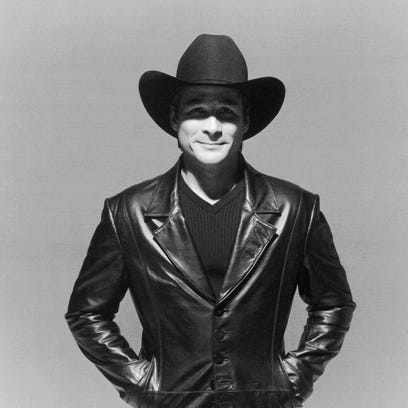 Country's Clint Black to perform Friday