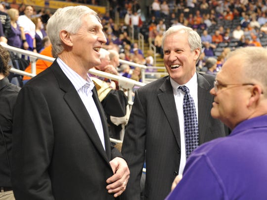 Former University of Evansville great and Basketball