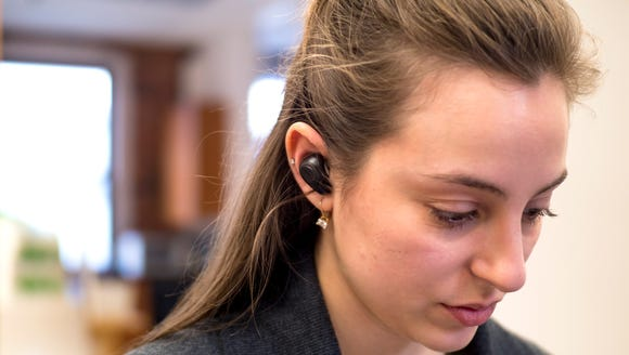 These are the best bet if you don't want Apple's Airpods.
