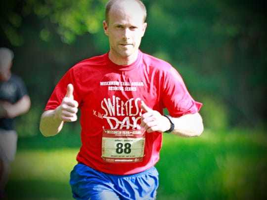 The Wisconsin Trail Assail Series' Sweetest Day run