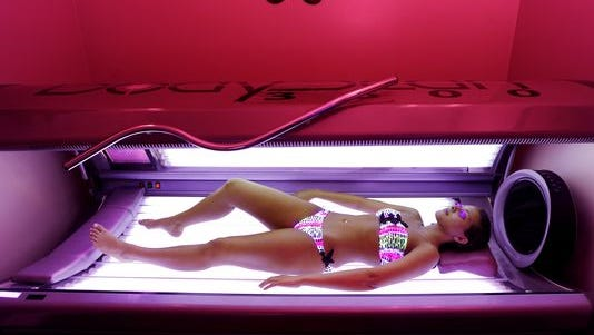 Indoor tanning is a completely avoidable cause of skin cancer, says a new report from the U.S. Surgeon General's office