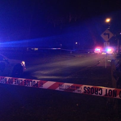 JSO on the scene of a reported shooting in Arlington