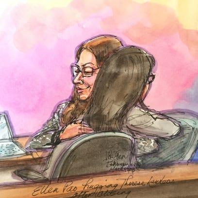 Ellen Pao, who is suing venture capital firm Kleiner