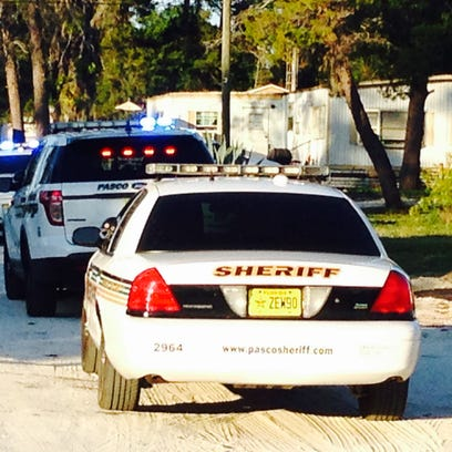 Several people were shot  Wednesday evening in a trailer