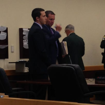 Joshua Sekulic accepts a plea deal for sexual battery