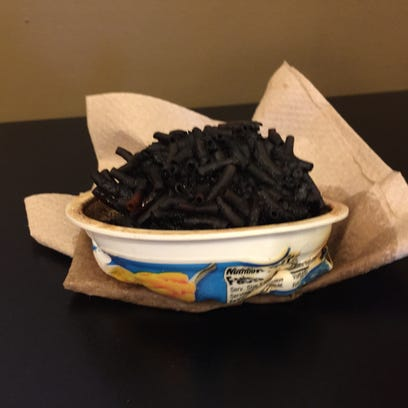 Burnt Easy Mac caused an emergency evacuation at the