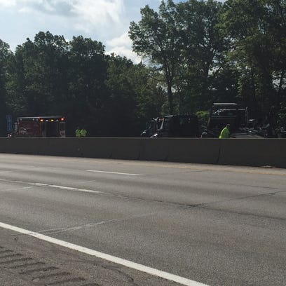May 27, 2015:  I-480 East is closed between Route 10