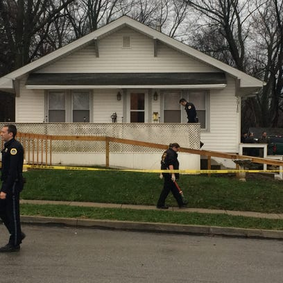 Police are investigating two deaths at a home at 3918