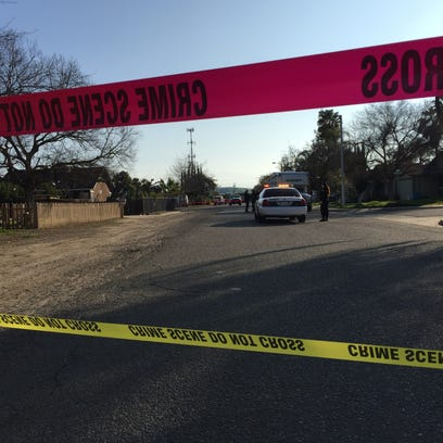 One dead, one wounded in stand off with Sheriff's Department.
