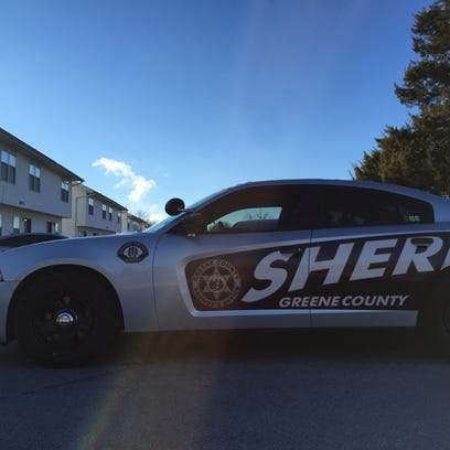 The Greene County Sheriff's Office says a man was arrested