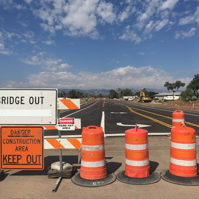 East Prospect Road will open 3:30 p.m. Friday after