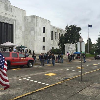 Optional rally photo