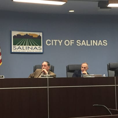 On Tuesday the Salinas City Council unanimously voted