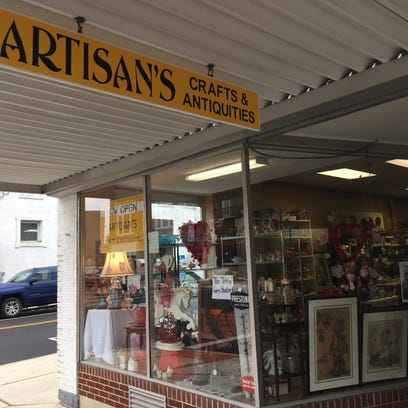 Artisan's Crafts & Antiques offers a wide variety of