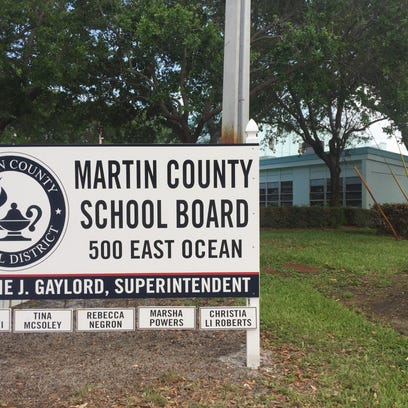 Plans for a new Martin County School District headquarters