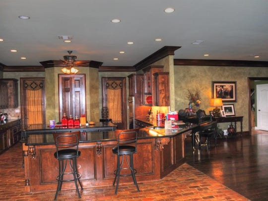 The kitchen at 2450 Clearbrook Way