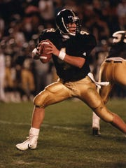 Former Green Bay quarterback Brett Farve was one of the top quarterbacks to play in the Independence Bow.