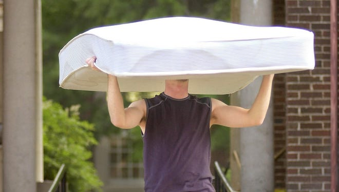 Mississippians tend to buy more mattresses from eBay than any other state.