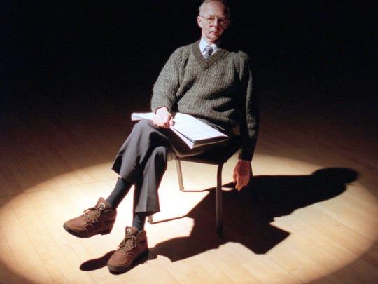 Leslie Bassett in 1997.