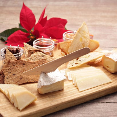Learn about simple but sensational holiday cheese boards Thursday at Jungle Jim's in Fairfield.