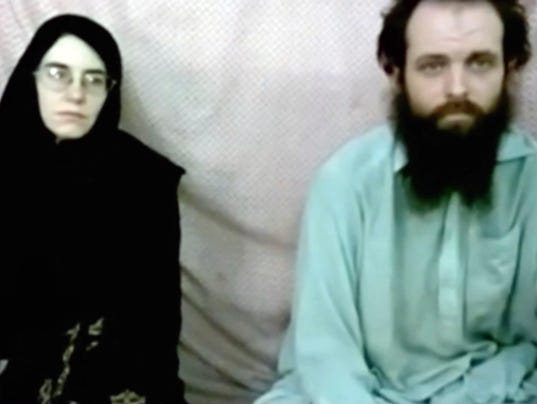 AP AFGHANISTAN MISSING COUPLE I AFG