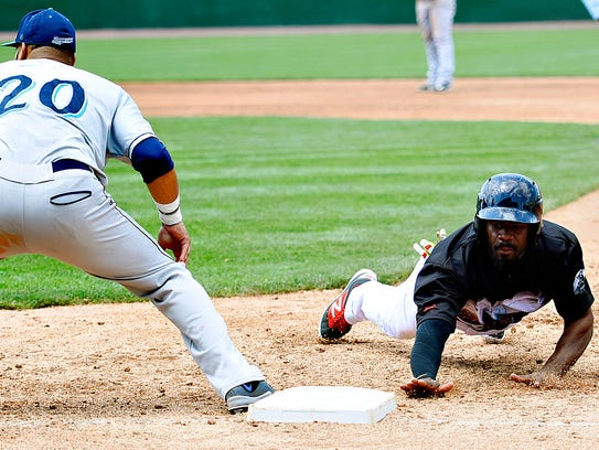 Travis Witherspoon led York with 34 stolen bases in